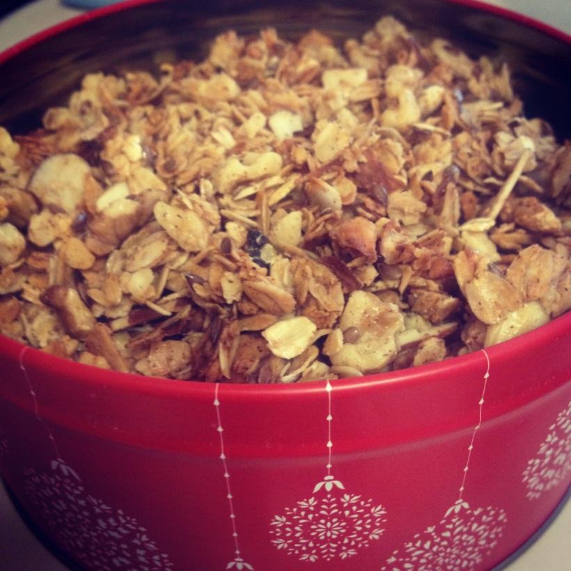 epic granola